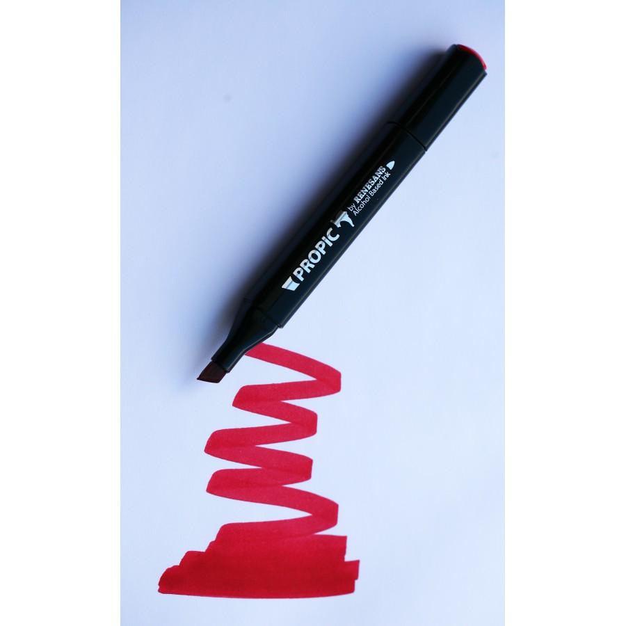 PROPIC Markery do retuszu  kolorowych odcieni listew ramiarskich