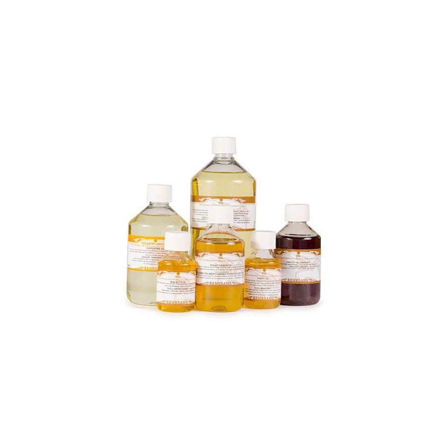 Oleje i rozpuszczalniki