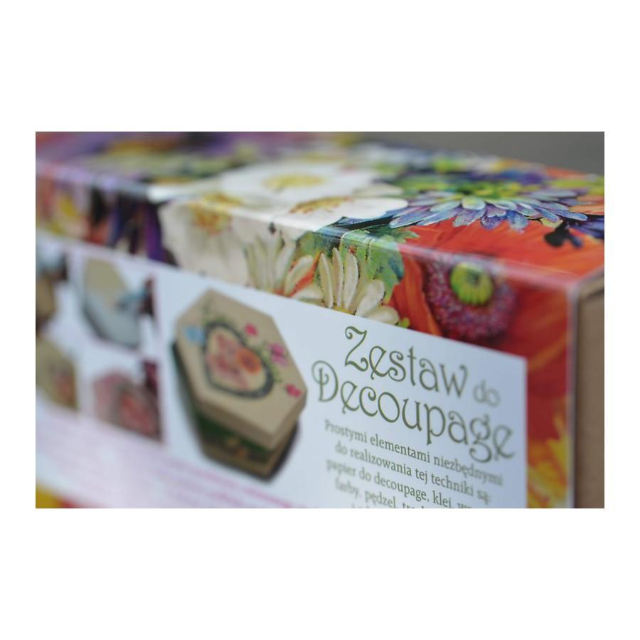 Produkty do decoupage
